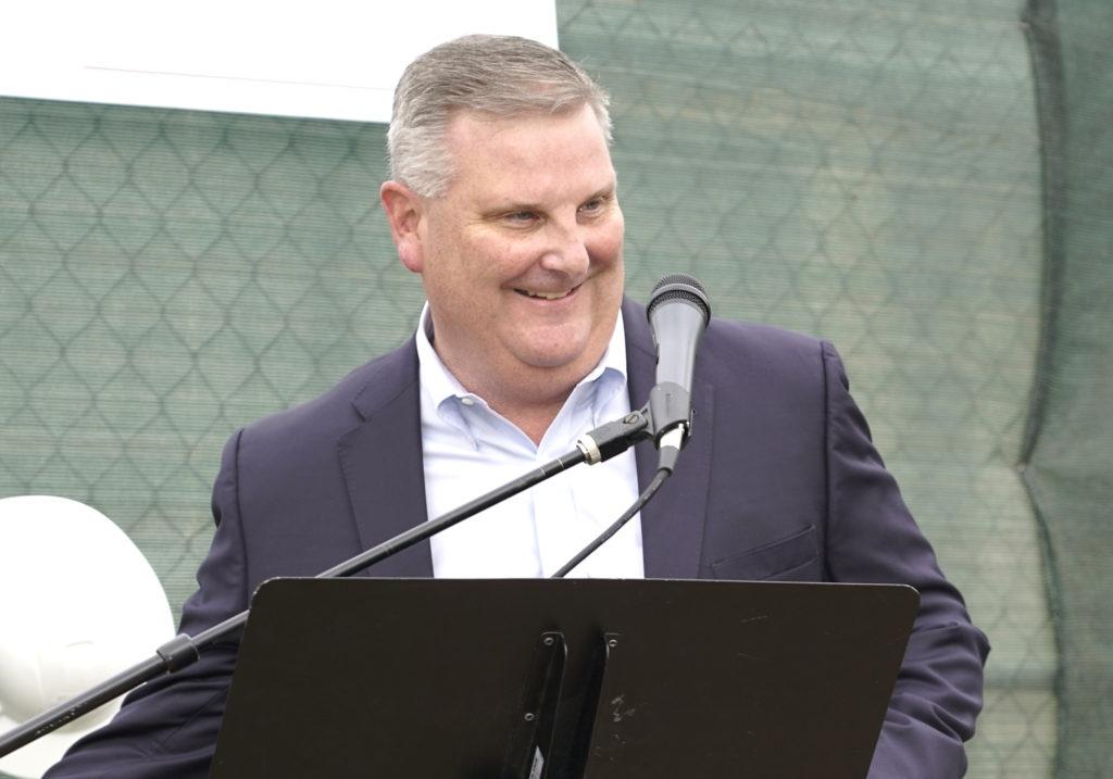 La Canada Mayor Michael T. Davitt